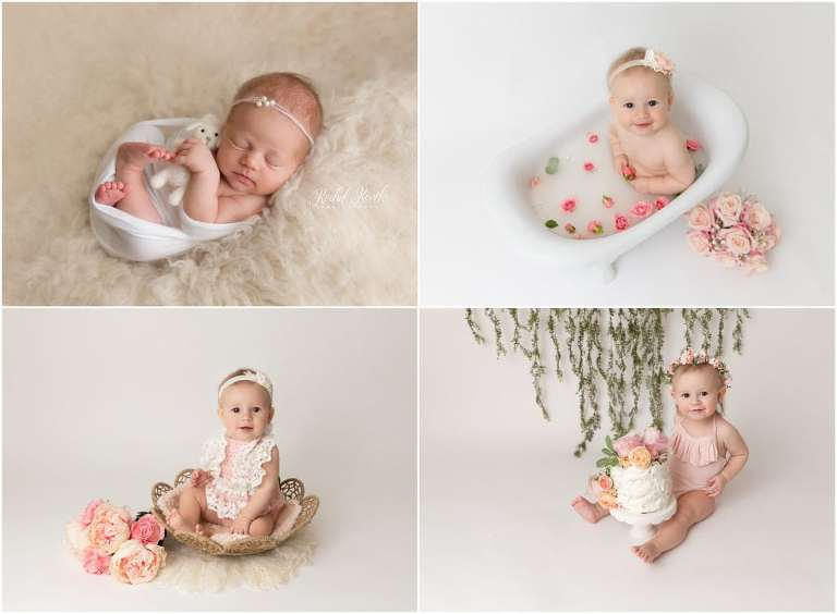 New York baby photographer Rochel Konik Photography discusses why to capture baby's first year